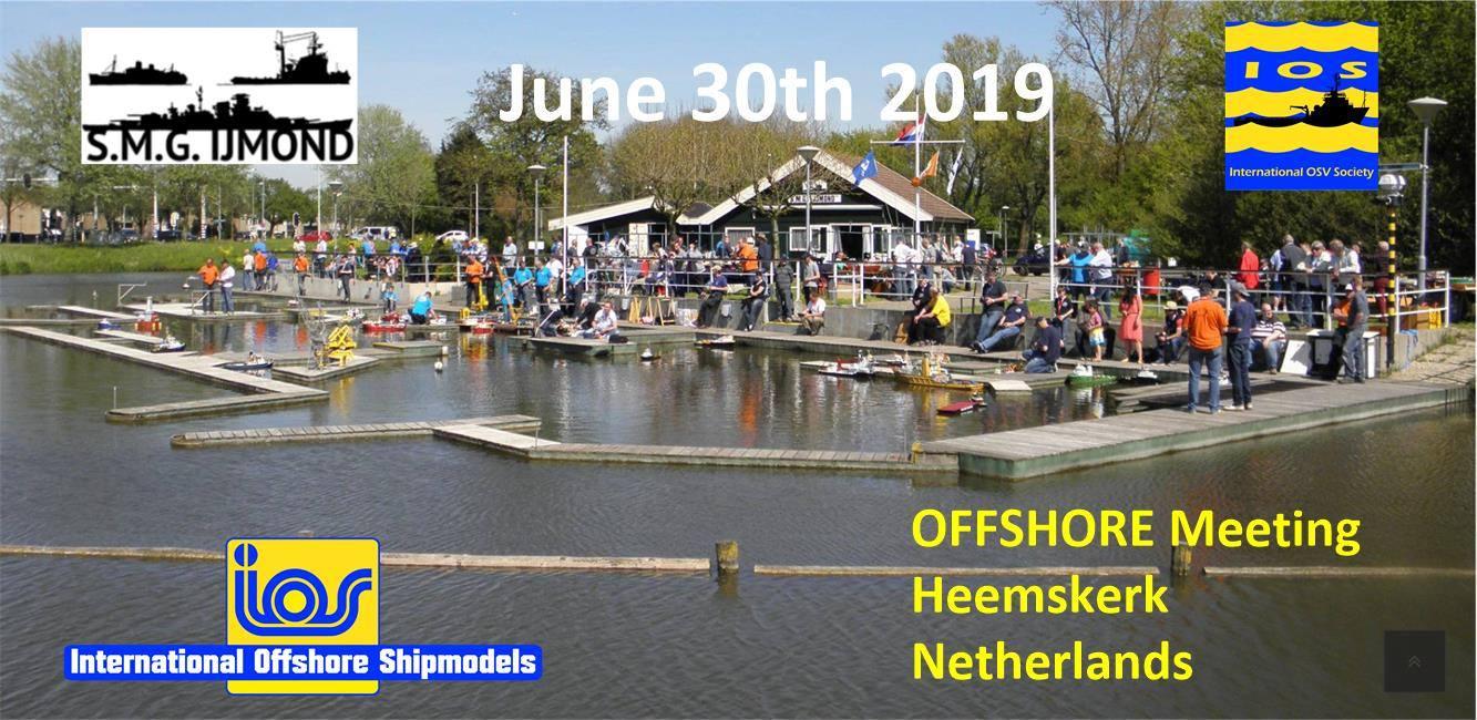 Offshore Meeting SMG IJmond @ Clubhuis SMG IJmond