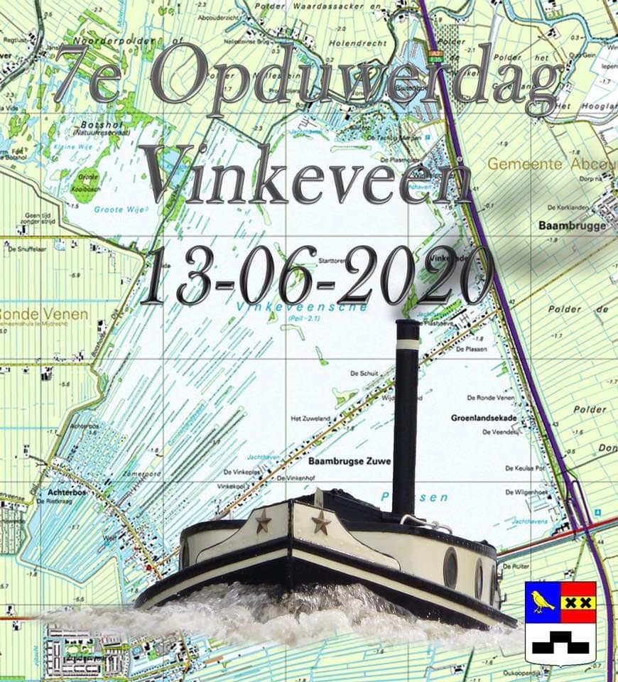 Opduwerdag Vinkeveen 2020 @ Vinkeveen Haven