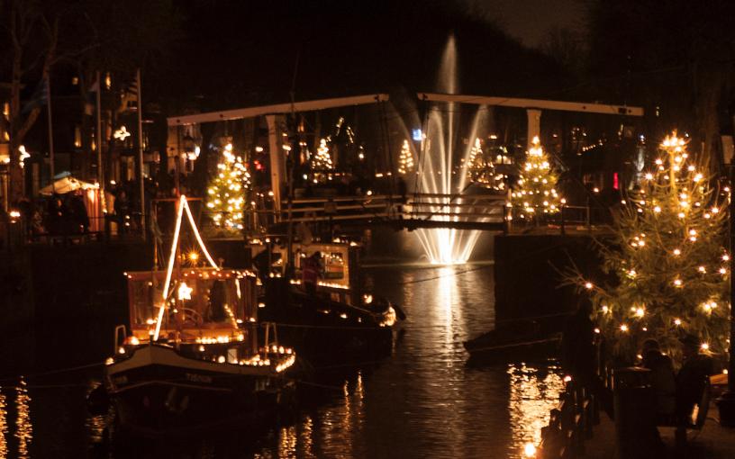 Kaarslicht in Vreeswijk @ Vreeswijk